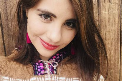 La doctora en prácticas Mariana Sánchez Dávalos.