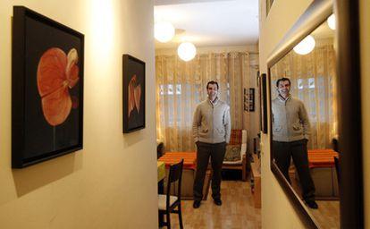 Jesús Álvarez compró en una subasta judicial un piso por 390.000 euros, cuando su precio de salida era de 720.000 euros.