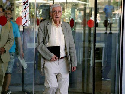 Daniel Osàcar, en una foto de archivo