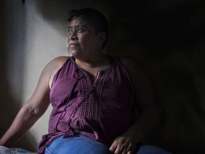 Las mujeres son uno de los grupos que no se benefician del progreso global. Suchitoto, El Salvador (noviembre 2016).