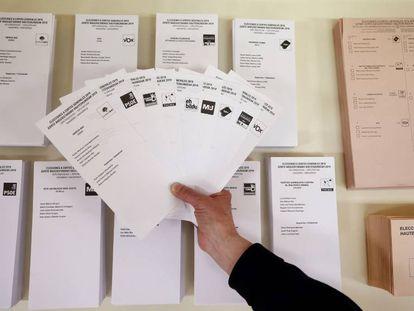 Este domingo 28 de abril se celebran las Elecciones generales en España