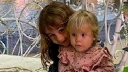 Anna, de un año, y Olivia, de seis años, desaparecidas desde el martes 27 de abril en la isla de Tenerife.