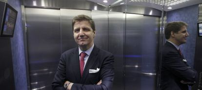 Pedro Sáinz de Baranda, presidente global de Otis Elevator.