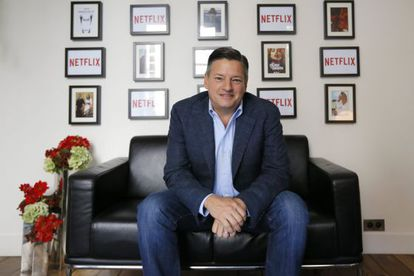 Ted Sarandos, jefe de contenidos de Netflix.