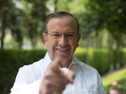 El senador suplente Heriberto Manuel Galindo, en una imagen de archivo.