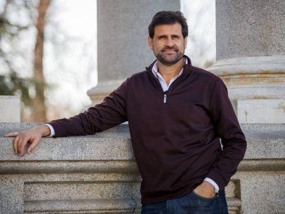 El consultor político Antonio Sola.