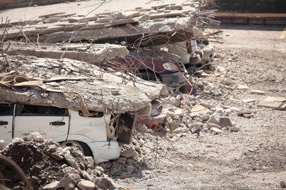 Efectos del terremoto en Chile en febrero de 2010.