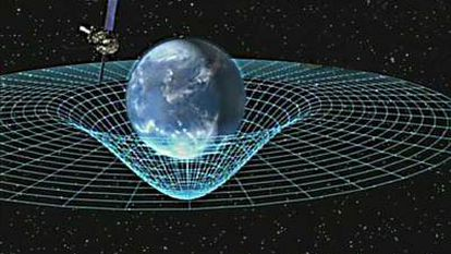 La sonda 'Gravity Probe-B' ha medido con máxima precisión el efecto del planeta Tierra en la curvatura del espacio-tiempo.