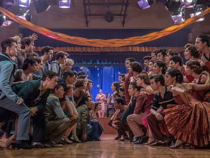 Fotograma de 'West Side Story', de Steven Spielberg