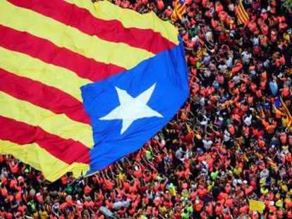 El proyecto de la independencia resulta imposible, al menos por bastantes años