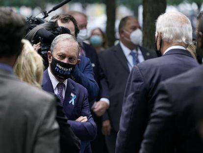 El ex alcalde de Nueva York, Michael Bloomberg.