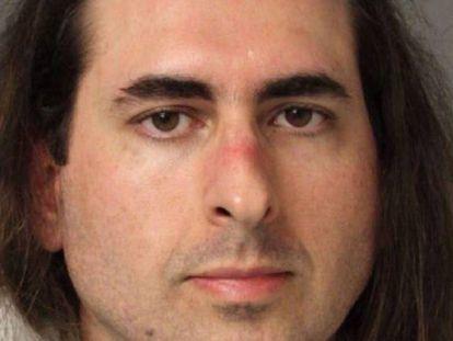 Jarrod Ramos, presunto autor del tiroteo.