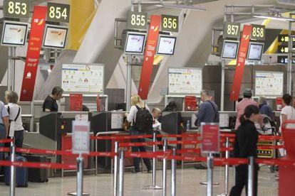 La Terminal 4 del aeropuerto Madrid Barajas