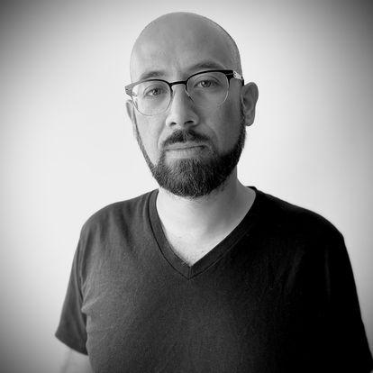 Rodrigo Reyes, cineasta y director de la película 499.