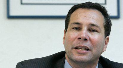 El fiscal argentino Alberto Nisman, en 2007 en Madrid.