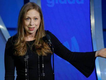 Chelsea Clinton, en Nueva York el pasado mayo.