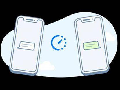 Las novedades que ultima WhatsApp: archivos que se autodestruyen y fotos que no pierden su calidad