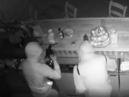 Los delincuentes intentaron atracar, sin éxito, un mesón situado en Benalup-Casas Viejas