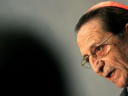 El cardenal español Julián Herranz, en una imagen de 2005.