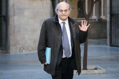 El exconsejero de Economía, Andreu Mas-Colell, en una foto de archivo