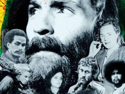 Charles Manson, Edward Bunker y otros dementes que marcaron la cultura pop