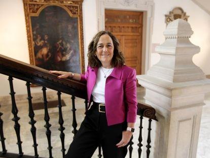 Almudena Eizaguirre, directora general de Deusto Business School.