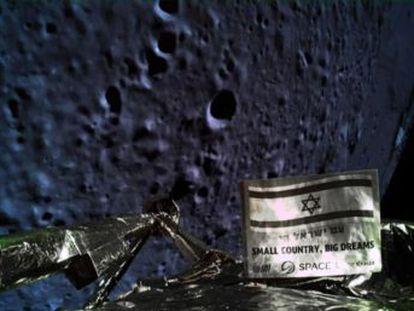 La sonda  Beresheet  era la iniciativa de tres jóvenes ingenieros que decidieron mandar una nave al satélite en una noche de copas