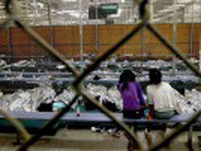 Entre octubre de 2013 y mayo de 2014 la Patrulla Fronteriza ya ha detenido a 46,188 menores de 17 años