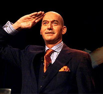 Imagen de archivo del líder ultraderechista holandés Pim Fortuyn.