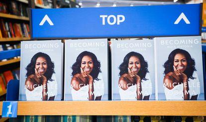 El libro de Michelle Obama.