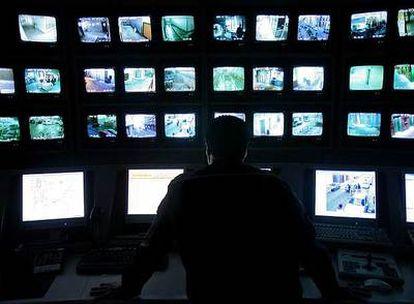 Los sistemas de videovigilancia comunicados a la Agencia de Protección de Datos han pasado de 10 en 2003 a 3-500.