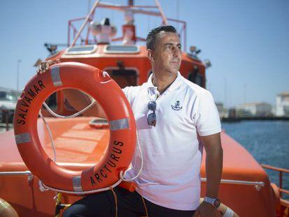 Los rescatadores del Estrecho