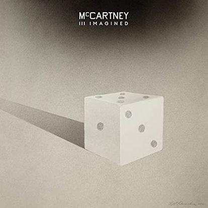 portada Mc Cartney 'III Imagined'