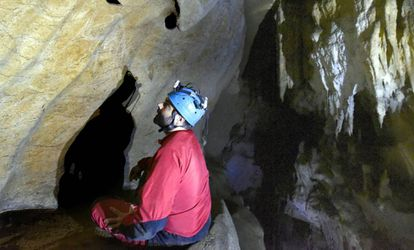 La cueva de Atxurra en Lekeitio