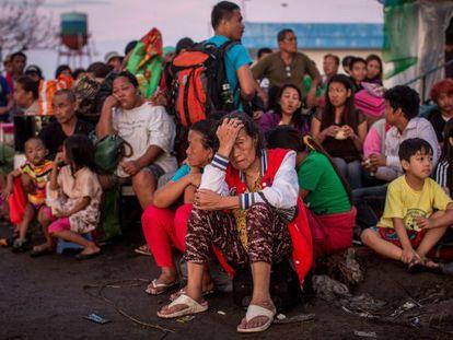 MSF reunió en tres días 750.000 euros en España para Filipinas.