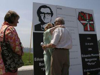 Homenaje a Pertur en el 30 aniversario de su desaparición.