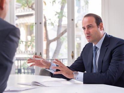 Francisco del Pozo, director de Fondos de Infraestructuras de Bestinver.