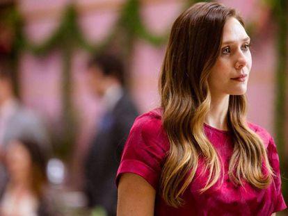 Elizabeth Olsen, en una imagen de la primera temporada de 'Sorry for your loss'.
