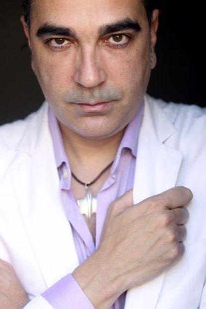Manuel Francisco Reina, autor de 'Los amores oscuros'.