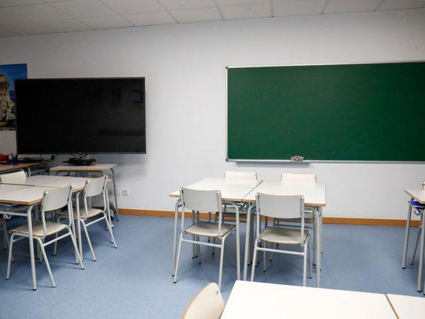 Imagen de archivo de un colegio en Valdemoro (Madrid)