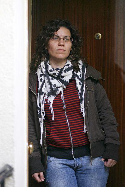 Raquel Centeno, auxiliar administrativa.