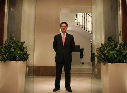 Enrique Bañuelos, presidente y máximo accionista de Astroc, en una imagen reciente.