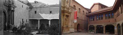 La rehabilitación del Convento de las Francesas, construido en Valladolid en el siglo XV, y su transformación en centro comercial, es uno de los desastres restauradores más lamentados.