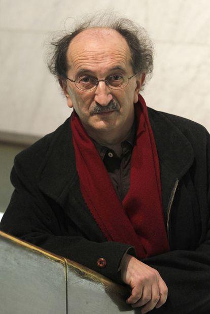 Tomás Pollán, el jueves en Madrid.