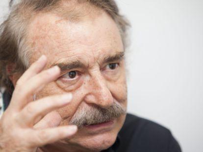 El periodista y escritor Ignacio Ramonet, en 2019.