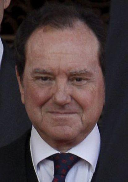 El abogado Jaime Alfonsín Alfonso, nuevo jefe de la Casa del Rey.