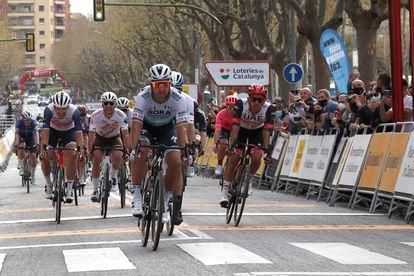 Sagan se impone en Mataró.