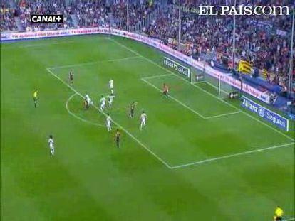 """El equipo azulgrana no logra cerrar el partido y al Mallorca le alcanza con dos llegadas para empatar.  <strong><a href=""""http://www.elpais.com/buscar/liga-bbva/videos"""">Vídeos de la Liga BBVA</a></strong>"""