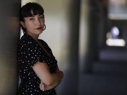 Sofía Hernansanz cursó un máster que le sirvió para encontrar su primer trabajo.