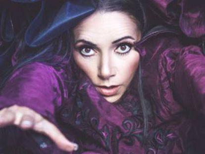 Eva Yerbabuena en una imagen promocional del espectáculo.